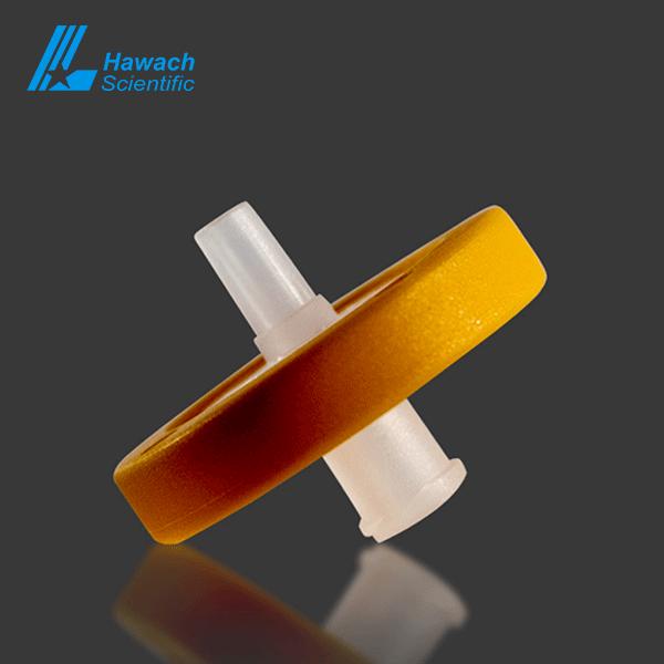 0.22 Hydrophobic PTFE Syringe Filters