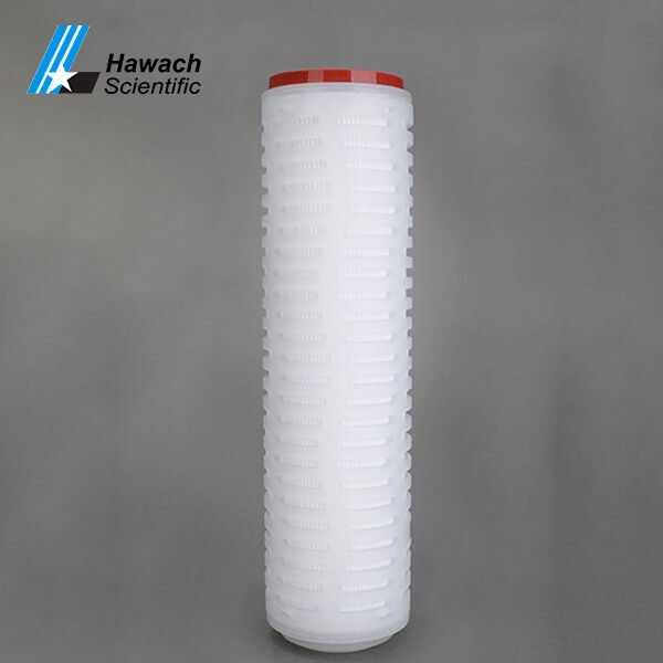 10 PTFE Membrane Pleated Filter Cartridges