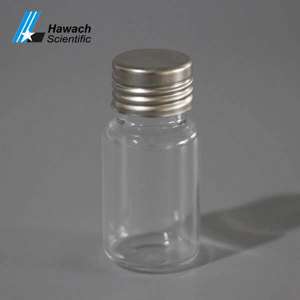 10ml screw top headspace vial