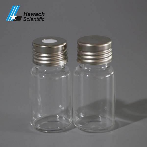 10ml screw top headspace vials