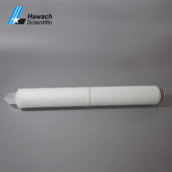 20 inch Nylon66 (PN) Membrane Pleated Filter Cartridges