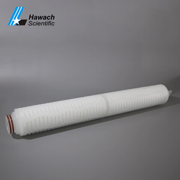 20 inch PP Membrane Pleated Filter Cartridges