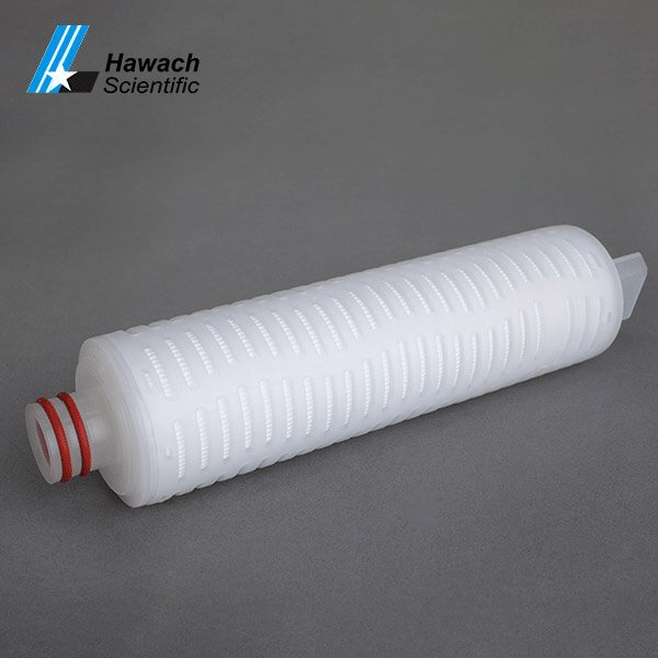 Absolute Rate Asymmetric PES(AAPES) Hydrophilic Membrane Pleated Filter Cartridge