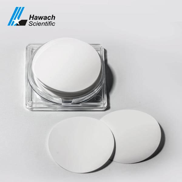 Hydrophobic PTFE Disc Membrane Filter Disc