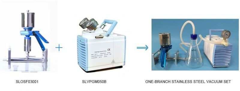 One-Branch-Vacuum-Filtration-Units