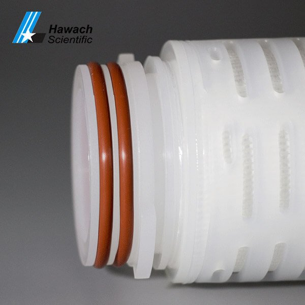 PTFE Membrane Pleated Filter Cartridges