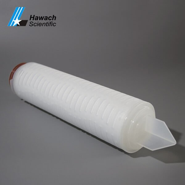 PVDF (Polyvinylidene Fluoride) Membrane Pleated Filter Cartridges