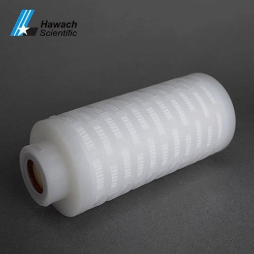 Small Pleated Filter CartridgesSmall Pleated Filter Cartridges