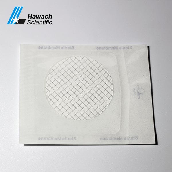 Sterile MCE Grid Membrane Filters Disc