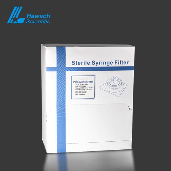 stelie PES Syringe Filters