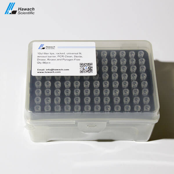 10ul filtered pipette tips